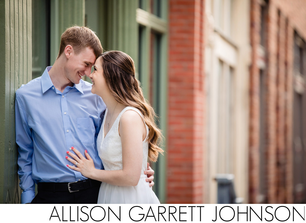 Haymarket Engagement Photographer