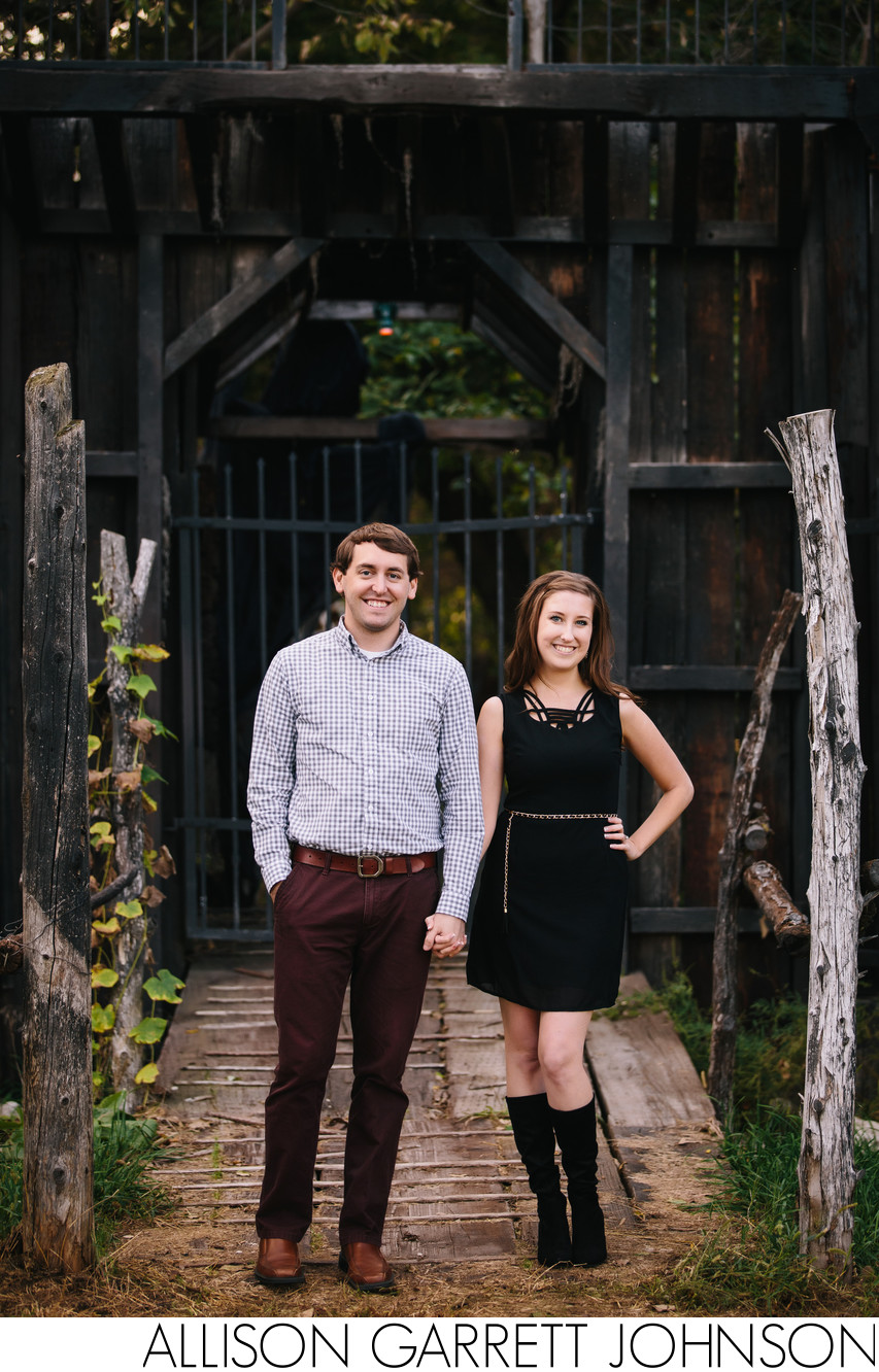 Engagement Session at Roca Berry Farm