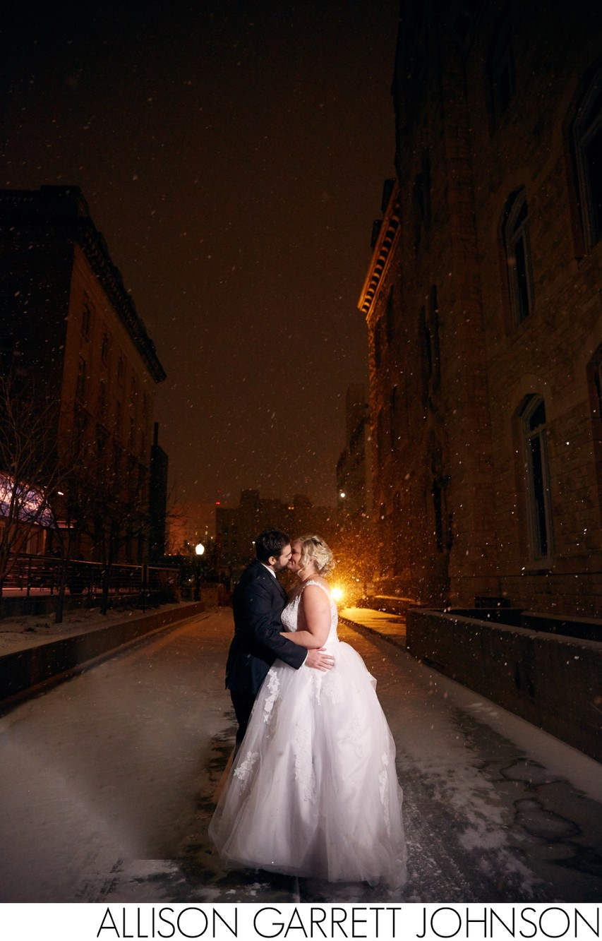 Winter Wedding Nebraska