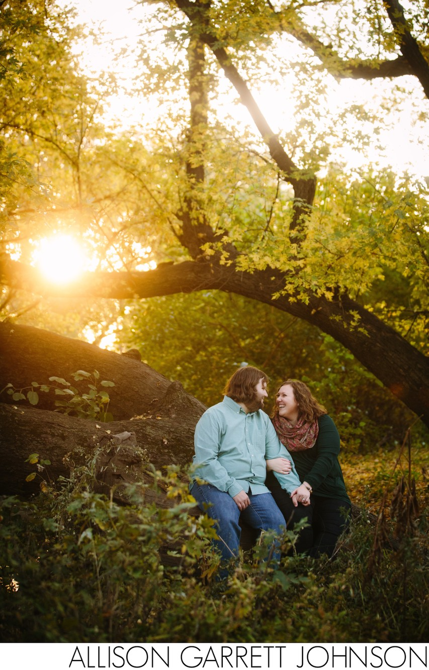 Seward Engagement Photography