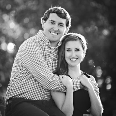 Roca Scary Farm Engagement Shoot