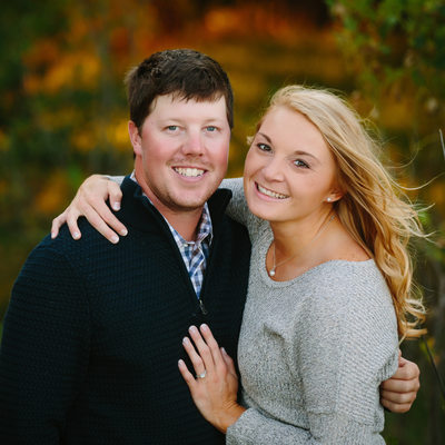 Late Fall Engagement in Staplehurst, NE