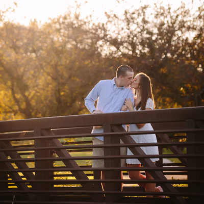Holmes Lake Park Golf Course Engagement