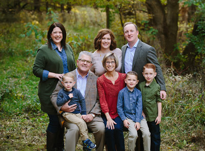Seward Nebraska Family Portraits