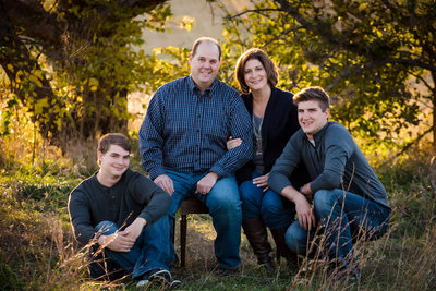 Denton NE Family Photographer