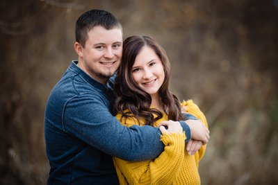 Plum Creek Park Engagement