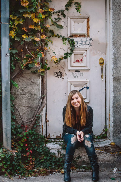 North Platte High School Senior Shoot