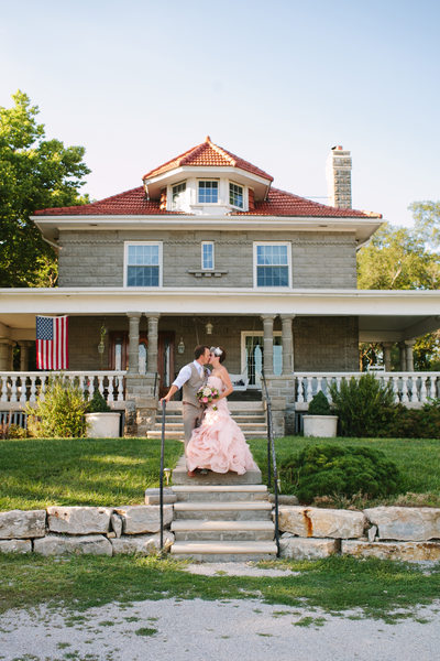 Prairie Creek Inn Wedding