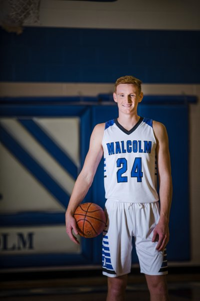 Basketball Senior Photos