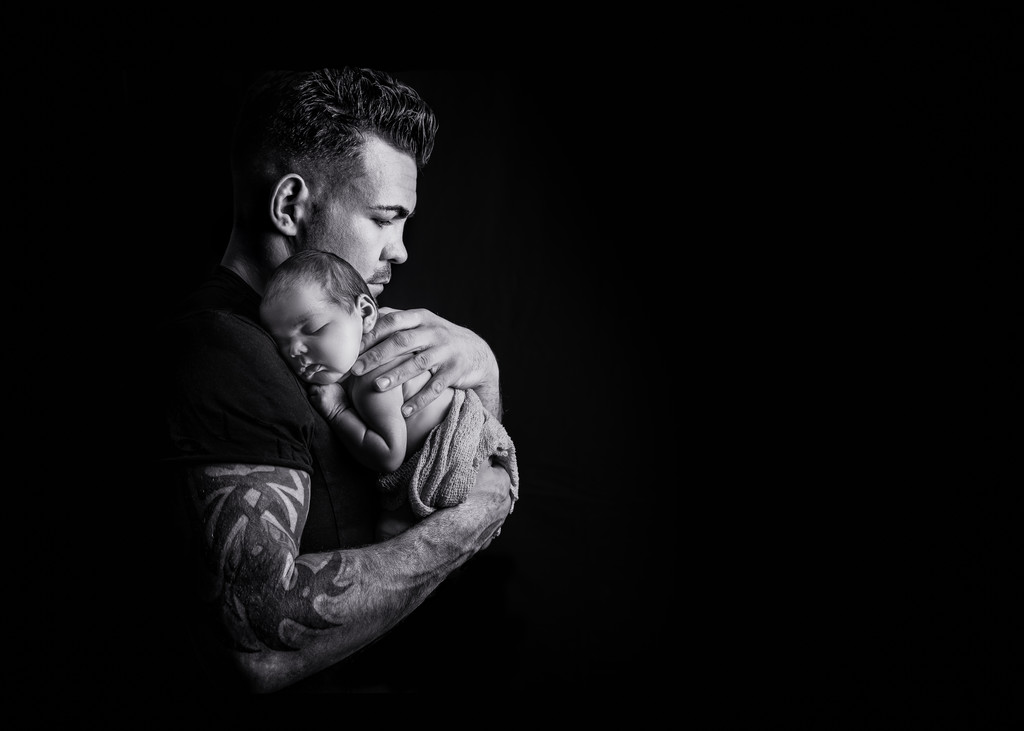 Jack Marshman UFC Fighter Baby Photos