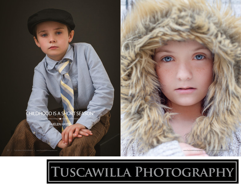 Tuscawilla Photography magazine children