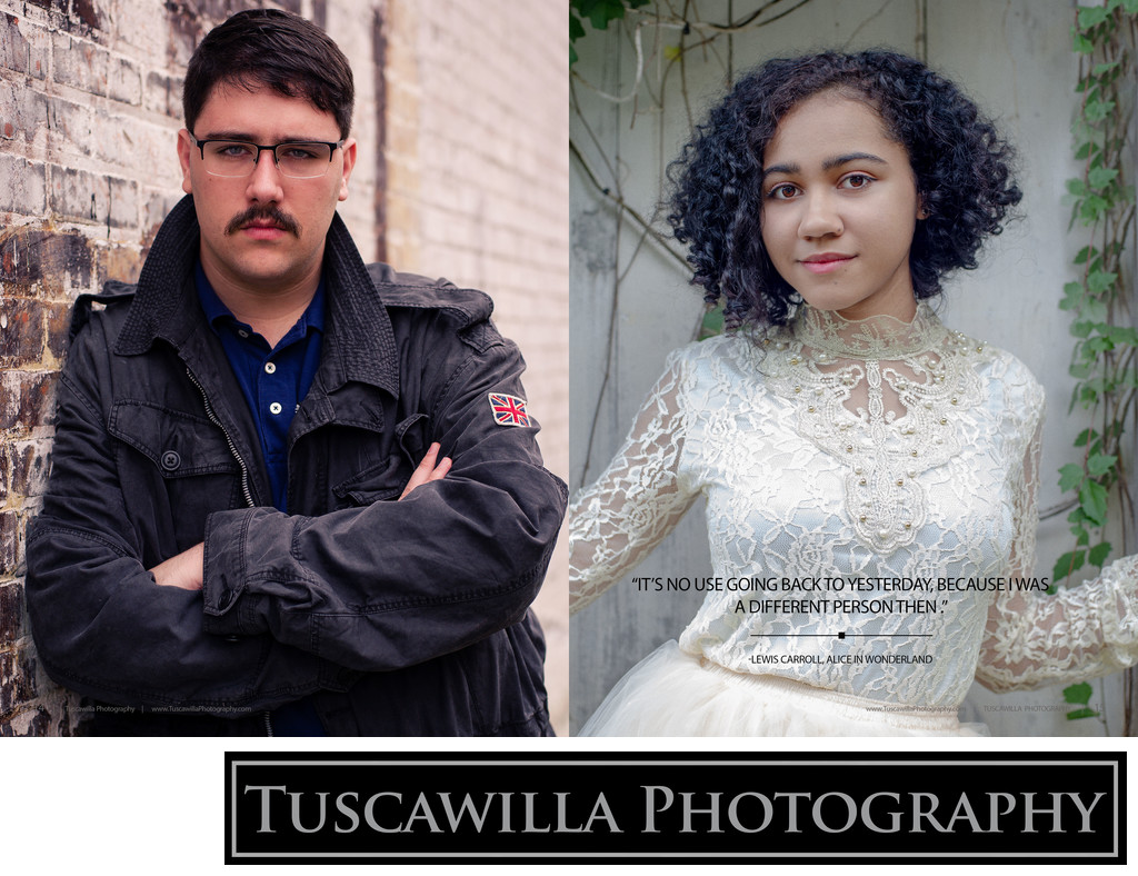 Tuscawilla Photography magazine high school seniors