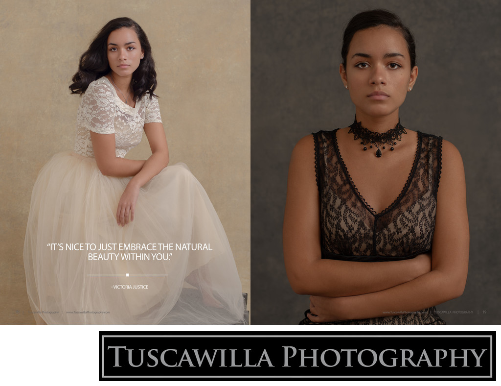 Tuscawilla Photography magazine teen