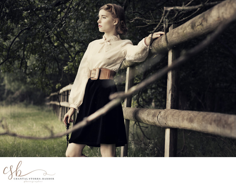 Vintage Fashion Photographer - Surrey
