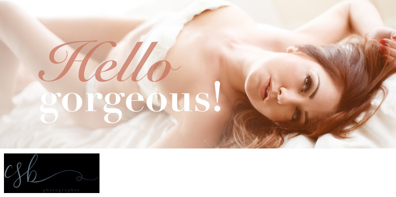 Surrey Boudoir Photography Studio-allow us to pamper you then photograph you bathed beautiful natural light, soft beauty