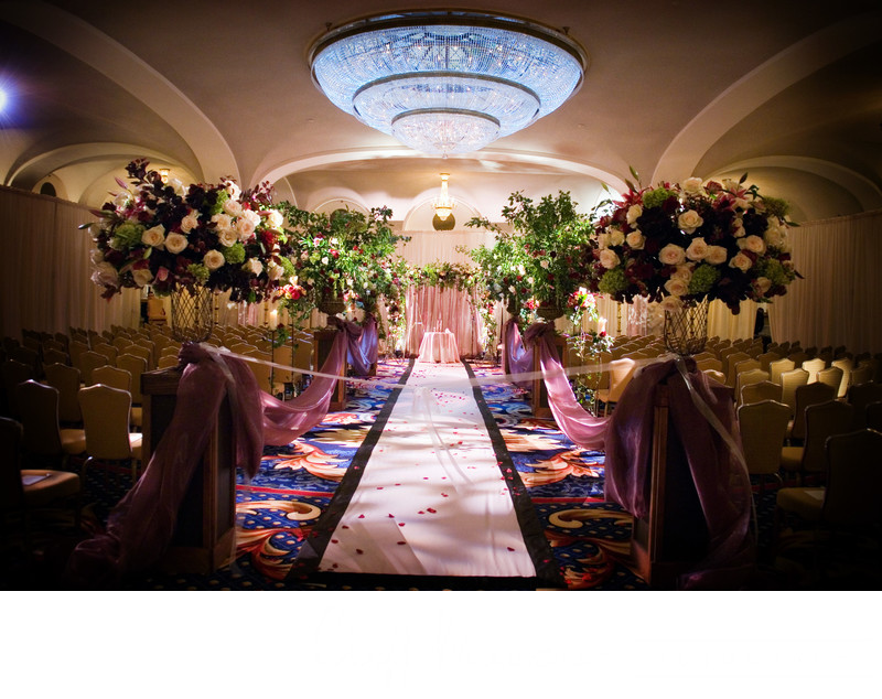 Philadelphia Ritz Carlton Wedding Ceremony