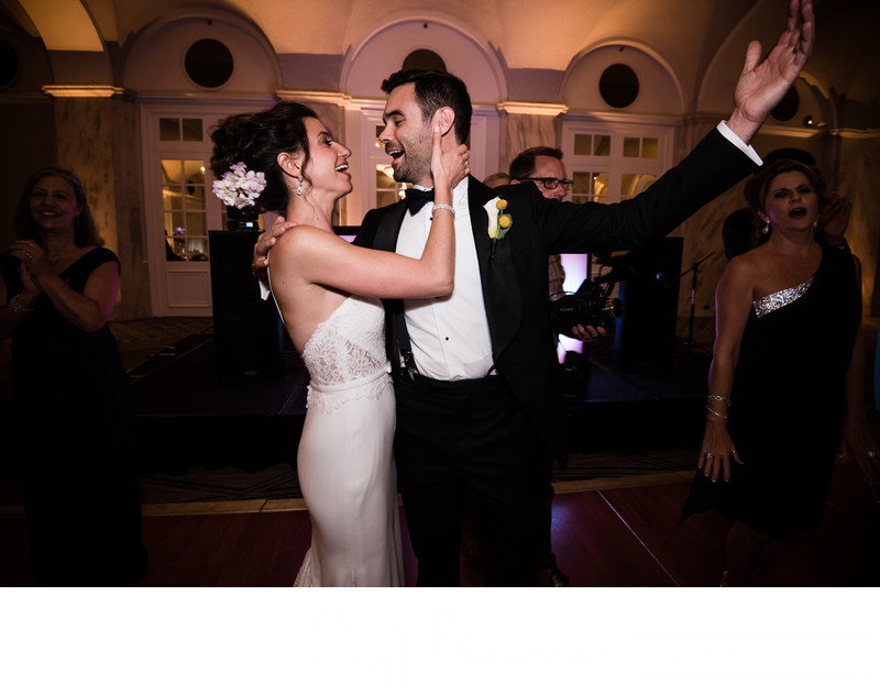 Ritz Carlton Philadelphia Wedding Reception