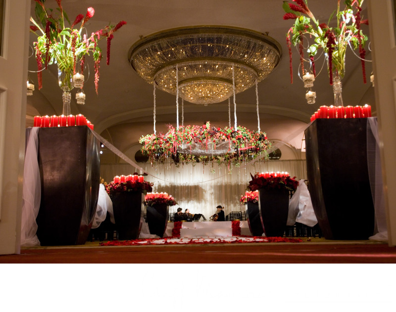 Ritz Carlton Philadelphia Wedding Ceremony