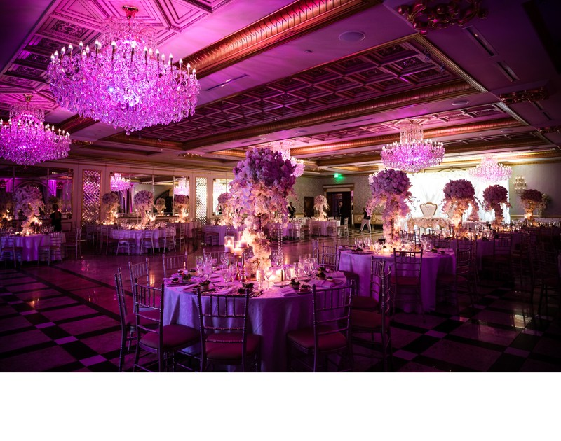 Wedding Receptions at The Venetian