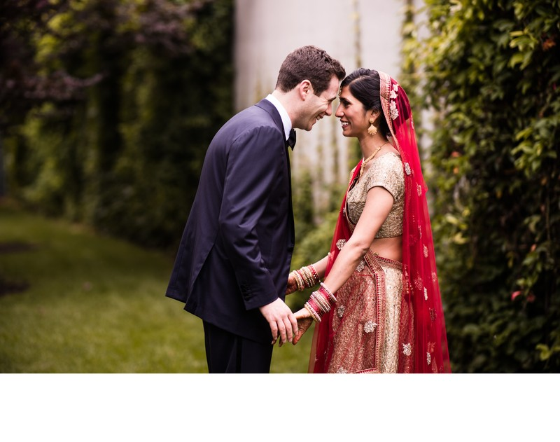 Barnes Foundation Indian Wedding