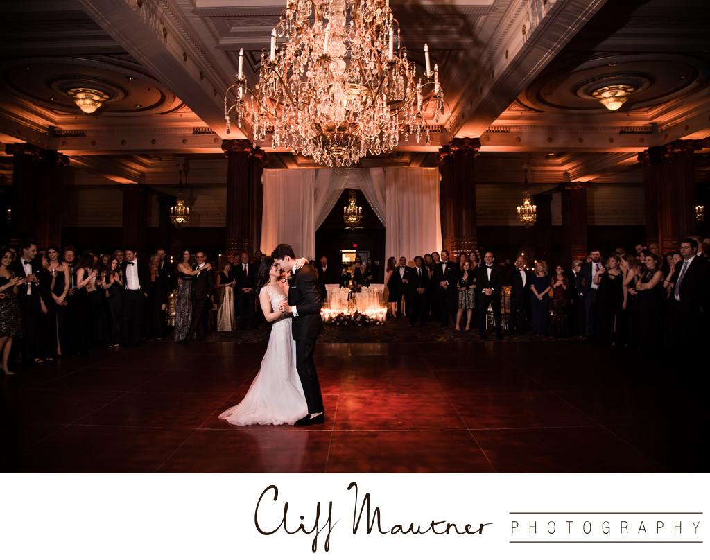 Weddings At The Crystal Tea Room