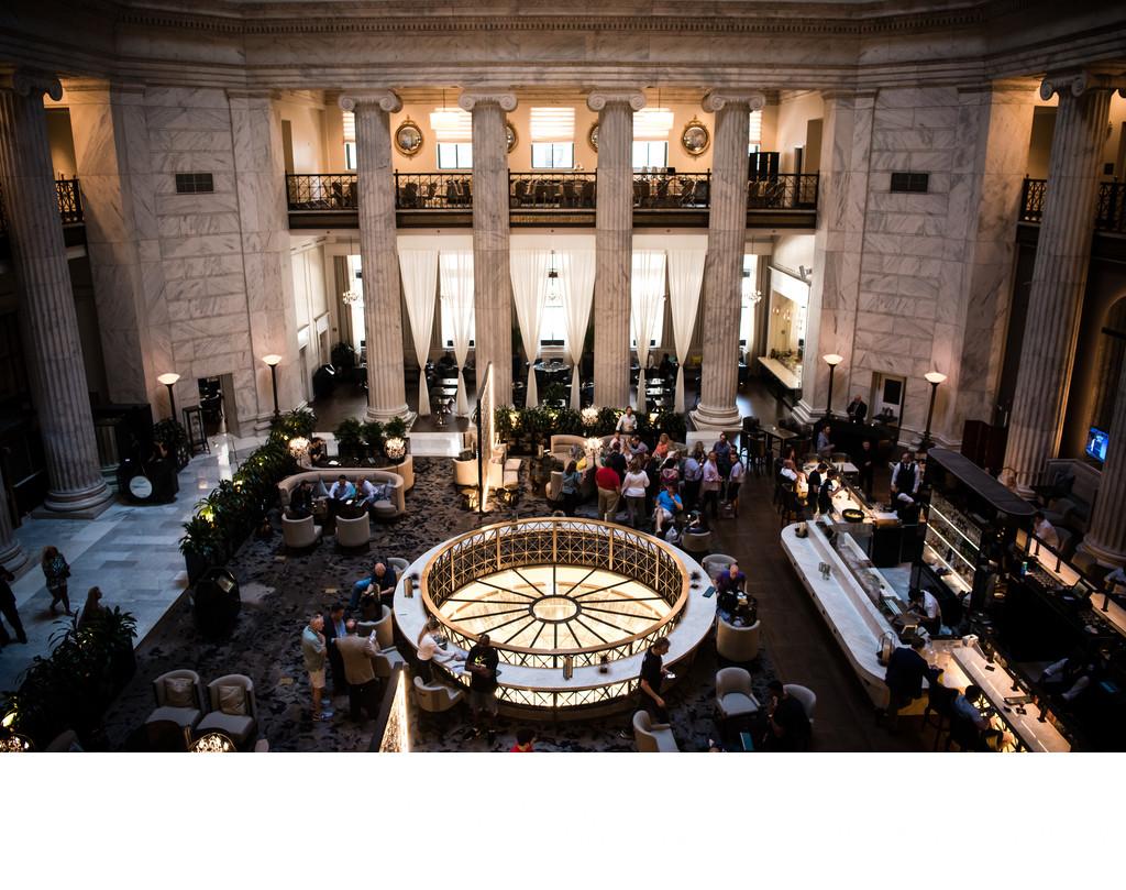 Ritz Carlton, Philadelphia - Cliff Mautner Photography