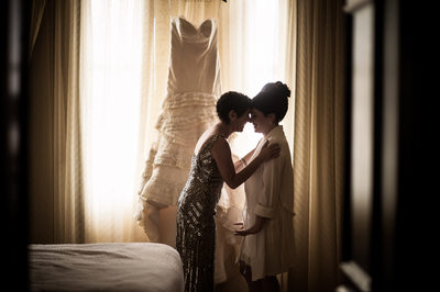Hotel Dupont Wedding Photography