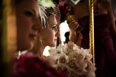 Cescaphe Ballroom Wedding Photographs
