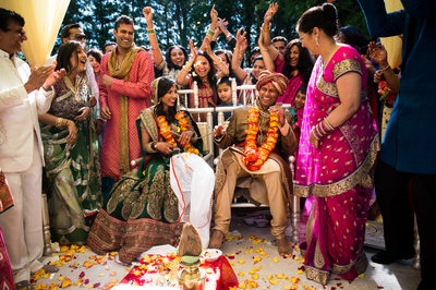 Ashford Estate Indian Wedding Ceremony