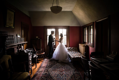 weddings at Knowlton Mansion