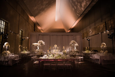 Weddings at the Barnes Foundation