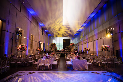 Barnes Foundation Wedding Reception