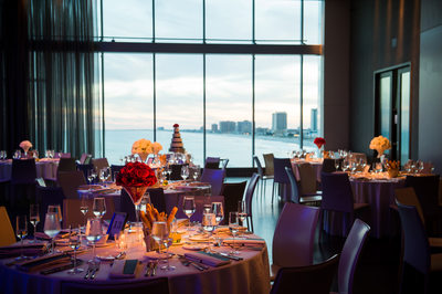 Wedding Reception at One Atlantic in New Jersey