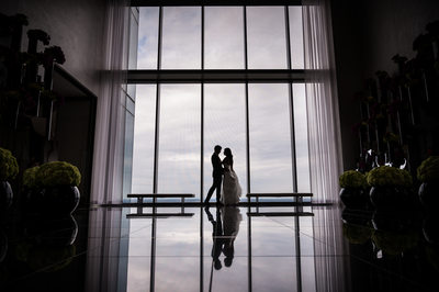 Four Seasons Hotel Philadelphia Wedding Comcast Center