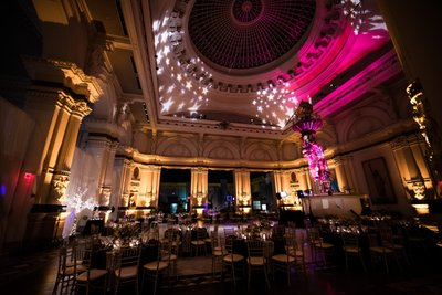 Wedding Receptions at Please Touch Museum in Philly