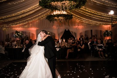 First Dance Photos at Water Works by Cescaphe