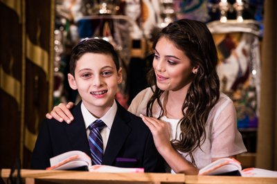 B'nai Mitzvah Photographer in Philadelphia