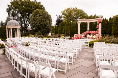Ceremonies at The Rockleigh in NJ