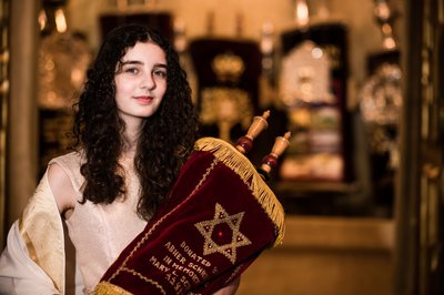 Bat Mitzvah Photographer in Philadelphia