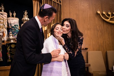 Philadelphia Bat Mitzvah Photography