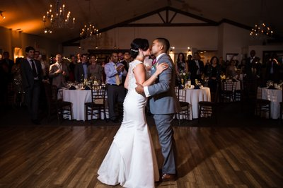 First Dance at Holly Hedge Estate