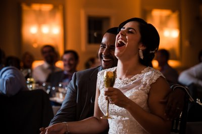 Reactions to Wedding Speeches