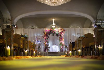 Jewish Wedding Ceremonies at Ritz-Carlton Philadelphia