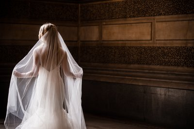 Philadelphia City Hall Bridal Photos