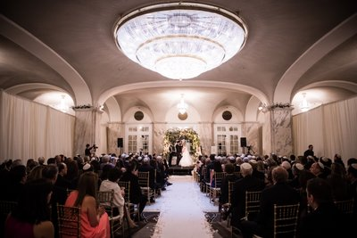 Ritz-Carlton Wedding Ceremony