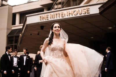 Wedding Photos at The Rittenhouse