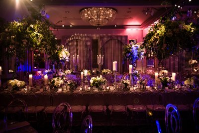 Extravagant Receptions at The Rittenhouse