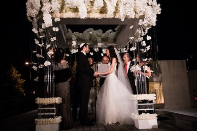 Jewish Weddings at the Barnes Foundation