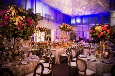 Extravagant Weddings at the Barnes Foundation