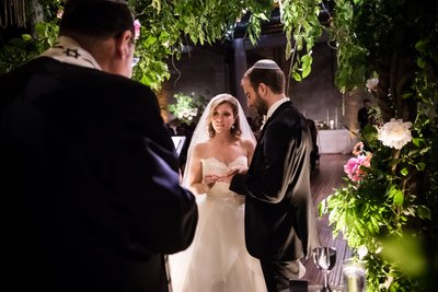 Jewish Wedding Ceremonies at Front & Palmer